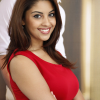 Richa Gangopadhyay in red dress photos
