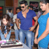 Shruti Haasan Birthday Celebration At Yevadu Set