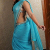 Namitha Saree Photo Shoot
