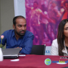 Shravani Subramanya and Parul Yadav Web Site Launch Press Meet Stills