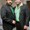 Mohanlal and Indrajith in a movie named Rasam