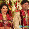 SV Babu Son Wedding Reception Stills