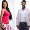 Vijay Babu romances with Honey Rose