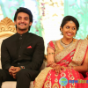 Actor Aadi Wedding Reception photos
