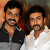 Actor Surya To Team Up With Karthi?