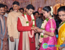 Revanth Reddy Daughter Engagement Photos