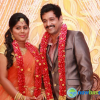 Vidharth Wedding Reception Stills