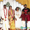 Vijay Milton Brother Reception Photos
