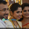 Actress Muktha Marriage photos