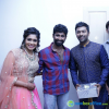Shanthnu Wedding Reception Stills
