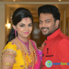 Prithvi Rajan Wedding Engagement Photos