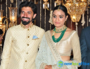 Aswini Dutt Daughter Wedding Reception Stills