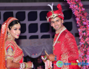 Trupthi & Ankit Wedding Reception Stills