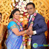 LMM Muralidharan Son Marriage Reception Photos