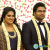 KS Ravikumar Daughter Marriage Reception Stills