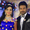 Pandiarajan Son Prithvi Rajan Marriage Reception Stills