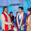 Raja Reddy Son Wedding Reception Photos