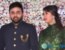 Talasani Srinivas Yadav Daughter Wedding Reception Stills
