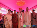 TSR Grandson Keshav Wedding Photos