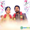 Satna Titus Wedding Reception Stills