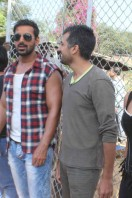 I Me Aur Main Movie Onlocation Latest photos