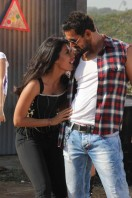 I Me Aur Main Movie Onlocation Latest photos (26)