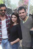 I Me Aur Main Movie Onlocation Latest photos (33)