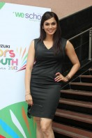 Isha Koppikar At Maruti Suzuki Colors Of Youth