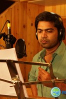 Simbu Sings for Back Bench Student (12)