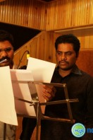 Simbu Sings for Back Bench Student (3)