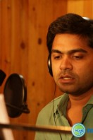 Simbu Sings for Back Bench Student (4)