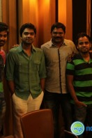 Simbu Sings for Back Bench Student (5)