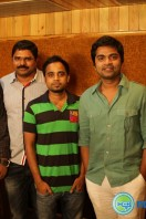 Simbu Sings for Back Bench Student (9)