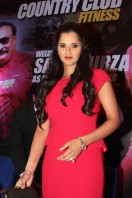 Sania mirza Brand Ambassdor For Country Club Fitness (17)