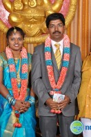 Kumudam Chitramani Son Wedding Reception