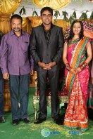 Singer Malavika Wedding Reception Gallery (10)