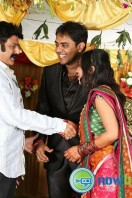 Singer Malavika Wedding Reception Gallery (11)