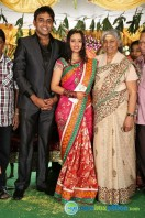 Singer Malavika Wedding Reception Gallery (12)