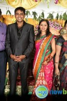 Singer Malavika Wedding Reception Gallery (6)