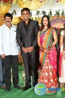 Singer Malavika Wedding Reception Gallery (7)