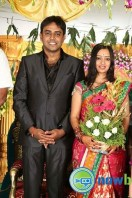 Singer Malavika Wedding Reception Gallery (8)