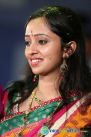 Singer Malavika Wedding Reception Gallery (9)