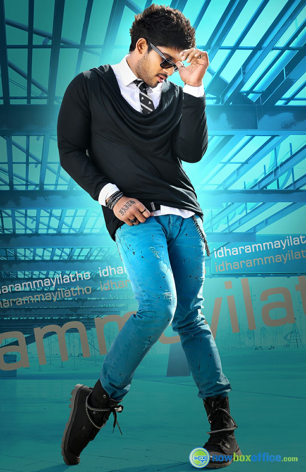 Allu Arjun Actor Photos Allu Arjun Stills In