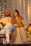 Asif ali marriage photos (1)