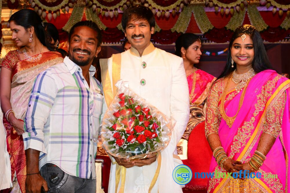 Recent telugu wedding