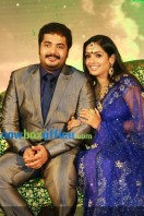 Vinu mohan reception photos