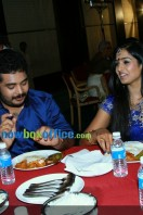 Vinu mohan reception photos (10)