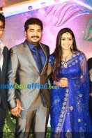 Vinu mohan reception photos (27)
