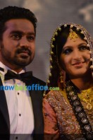 Asif ali wedding reception photos
