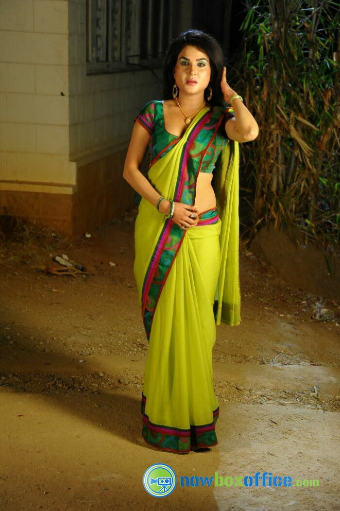 Kavya Singh Hot Yellow Saree Kavya Singh Hot Saree Photos